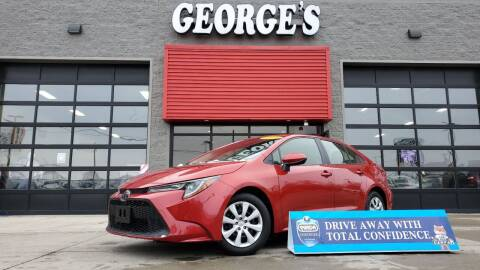 2020 Toyota Corolla for sale at George's Used Cars - Pennsylvania & Allen in Brownstown MI
