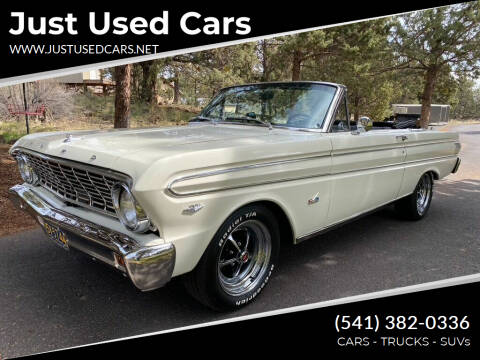 1964 Ford Falcon for sale at Just Used Cars in Bend OR