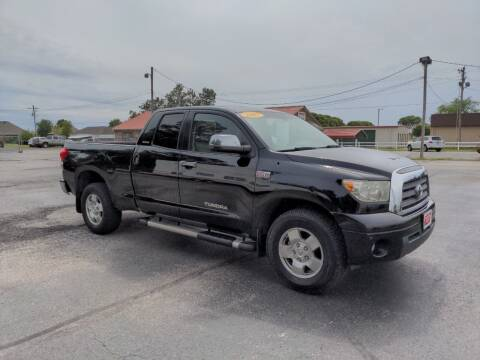 2007 Toyota Tundra for sale at Towell & Sons Auto Sales in Manila AR