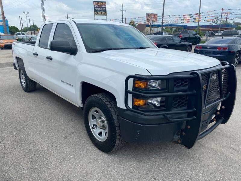 2014 Chevrolet Silverado 1500 for sale at HALEMAN AUTO SALES in San Antonio TX