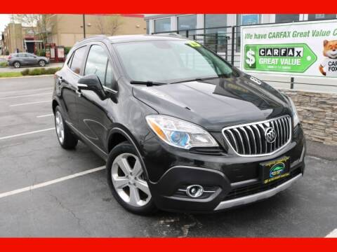 2015 Buick Encore for sale at AUTO POINT USED CARS in Rosedale MD
