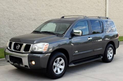 2005 Nissan Armada for sale at Raleigh Auto Inc. in Raleigh NC