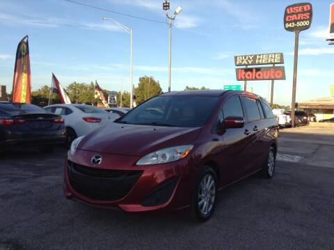 2014 Mazda MAZDA5 for sale at Ital Auto in Oklahoma City OK
