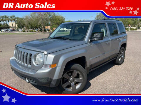 2016 Jeep Patriot for sale at DR Auto Sales in Scottsdale AZ