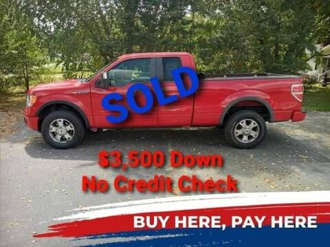 2010 Ford F-150 for sale at BP Auto Finders in Durham NC