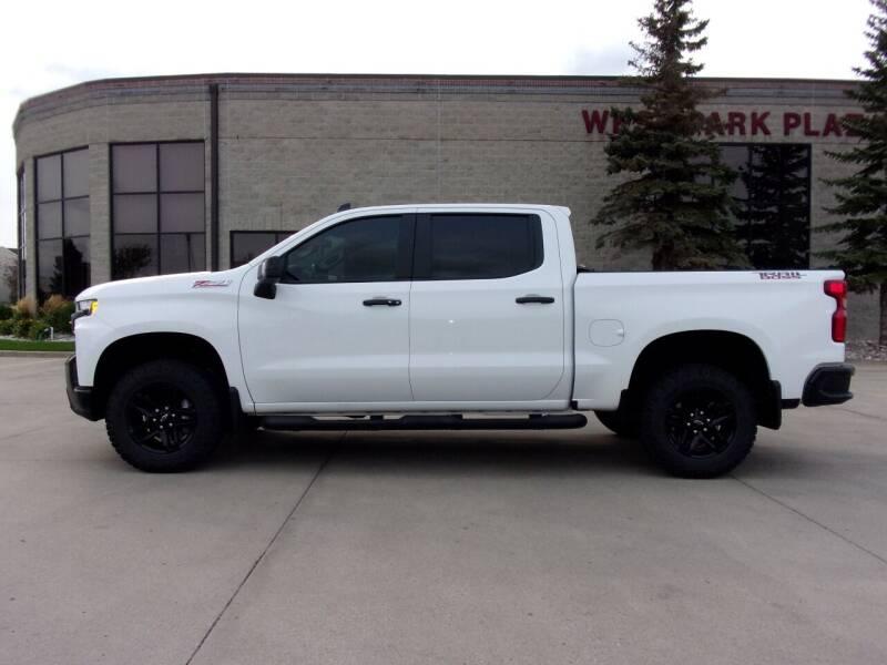 2020 Chevrolet Silverado 1500 for sale at Elite Motors in Fargo ND