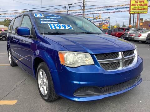 2013 Dodge Grand Caravan for sale at Active Auto Sales in Hatboro PA