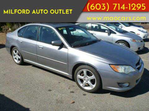 2009 Subaru Legacy for sale at Milford Auto Outlet in Milford NH