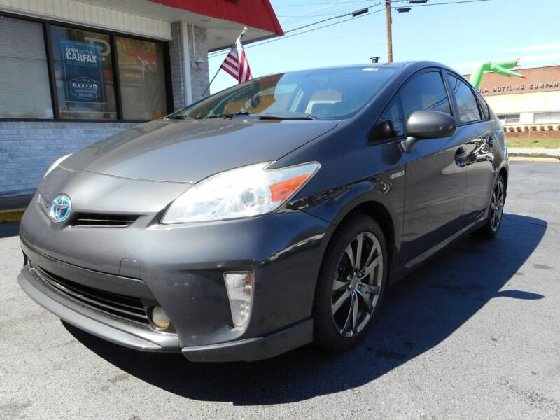 2013 Toyota Prius for sale at Super Sports & Imports in Jonesville NC