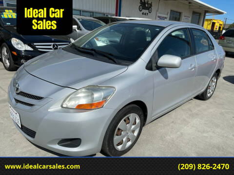 2008 Toyota Yaris for sale at Ideal Car Sales in Los Banos CA