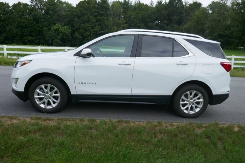 2019 Chevrolet Equinox for sale at Renaissance Auto Wholesalers in Newmarket NH