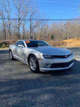 2015 Chevrolet Camaro for sale at 4Auto Sales, Inc. in Fredericksburg VA