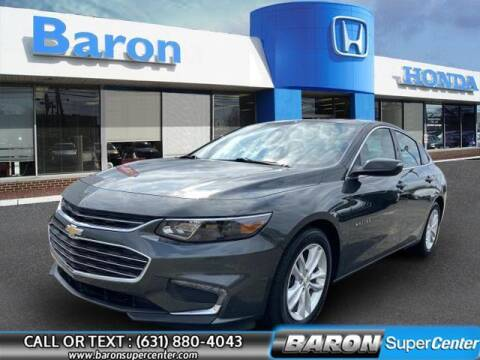 2018 Chevrolet Malibu for sale at Baron Super Center in Patchogue NY