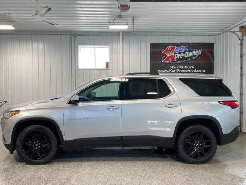2018 Chevrolet Traverse for sale at Karl Pre-Owned - Webster City in Webster City IA