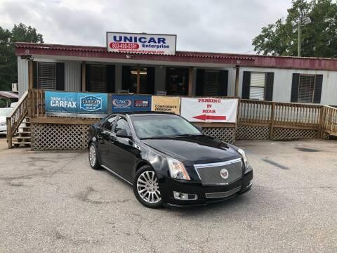 2013 Cadillac CTS for sale at Unicar Enterprise in Lexington SC