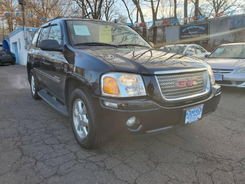 2007 GMC Envoy for sale at New Plainfield Auto Sales in Plainfield NJ