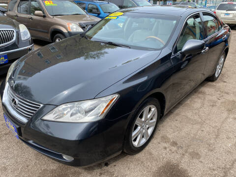 2007 Lexus ES 350 for sale at 5 Stars Auto Service and Sales in Chicago IL