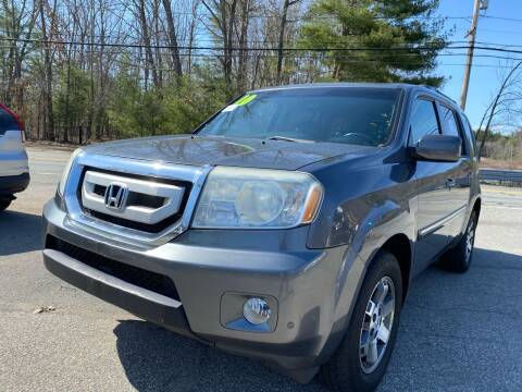 2010 Honda Pilot for sale at Royal Crest Motors in Haverhill MA