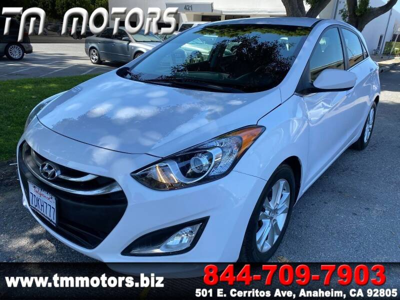 2014 Hyundai Elantra GT for sale in Anaheim, CA