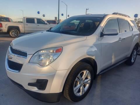2013 Chevrolet Equinox for sale at Hugo Motors INC in El Paso TX