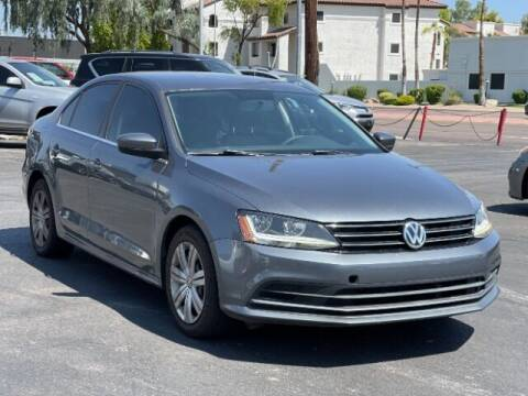 2017 Volkswagen Jetta for sale at Curry's Cars Powered by Autohouse - Brown & Brown Wholesale in Mesa AZ