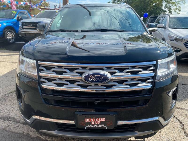 2018 Ford Explorer for sale at Best Cars R Us in Plainfield NJ