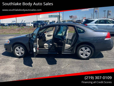 2010 Chevrolet Impala for sale at Southlake Body Auto Sales in Merrillville IN