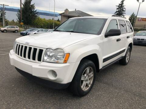 2006 Jeep Grand Cherokee for sale at KARMA AUTO SALES in Federal Way WA