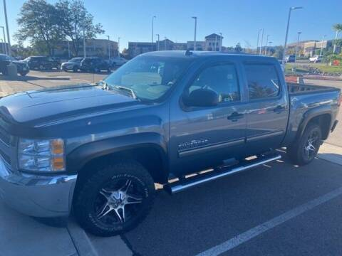 2012 Chevrolet Silverado 1500 for sale at EMPIRE LAKEWOOD NISSAN in Lakewood CO