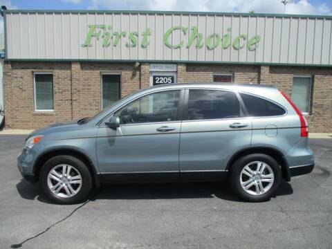 2011 Honda CR-V for sale at First Choice Auto in Greenville SC