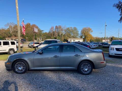 2005 Cadillac STS for sale at Joye & Company INC, in Augusta GA