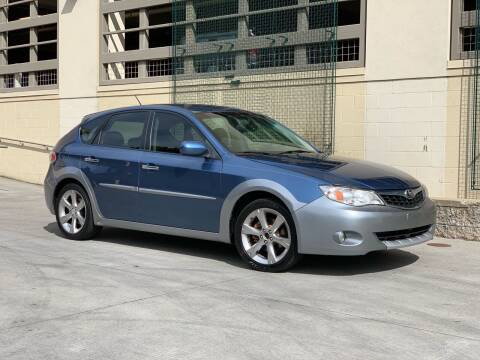 2009 Subaru Impreza for sale at LANCASTER AUTO GROUP in Portland OR