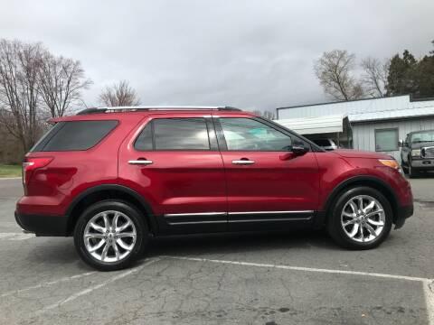2014 Ford Explorer for sale at ABC Auto Sales (Culpeper) in Culpeper VA