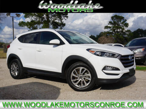 2016 Hyundai Tucson for sale at WOODLAKE MOTORS in Conroe TX