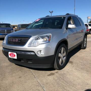 2011 GMC Acadia for sale at UNITED AUTO INC in South Sioux City NE