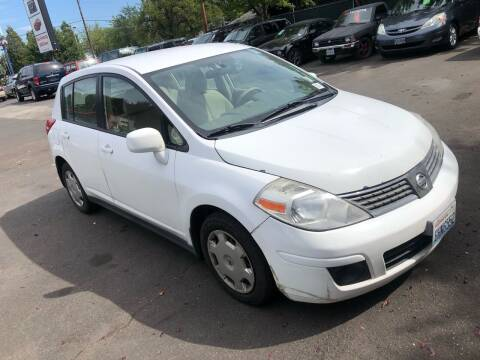 2009 Nissan Versa for sale at Blue Line Auto Group in Portland OR