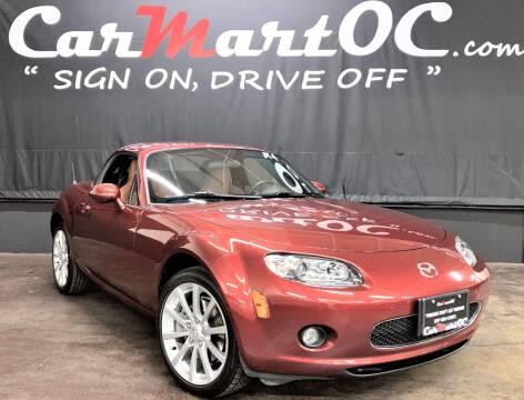 2007 Mazda MX-5 Miata for sale at CarMart OC in Costa Mesa CA