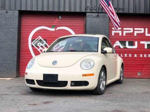 2006 Volkswagen New Beetle for sale at Apple Auto Sales Inc in Camillus NY