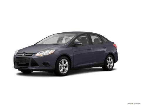 2014 Ford Focus for sale at West Motor Company in Hyde Park UT