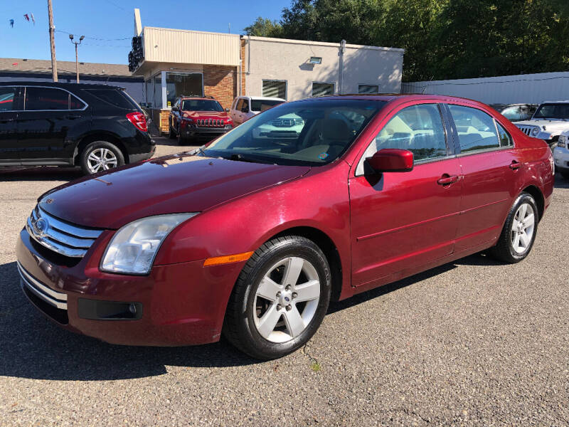 2007 Ford Fusion for sale at SKY AUTO SALES in Detroit MI