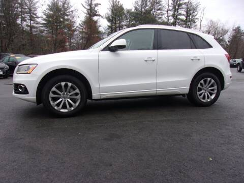 2013 Audi Q5 for sale at Mark's Discount Truck & Auto Sales in Londonderry NH