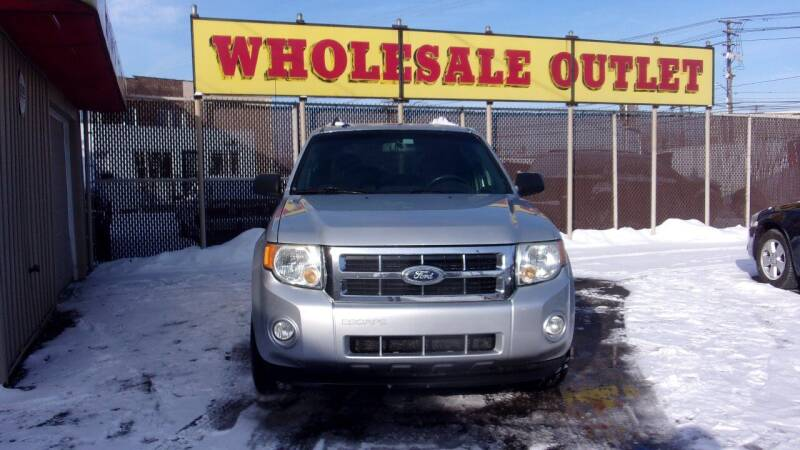 2010 Ford Escape for sale at LONG BROTHERS CAR COMPANY in Cleveland OH