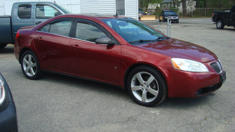 2008 Pontiac G6 for sale at Southeast Motors INC in Middleboro MA