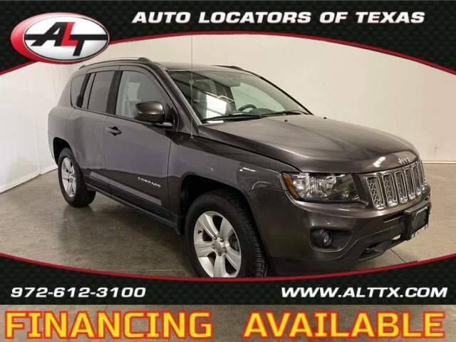 2015 Jeep Compass for sale at AUTO LOCATORS OF TEXAS in Plano TX