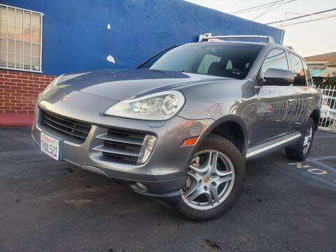 2009 Porsche Cayenne for sale at GENERATION 1 MOTORSPORTS #1 in Los Angeles CA