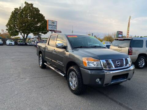 2011 Nissan Titan for sale at TDI AUTO SALES in Boise ID