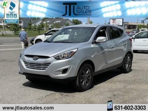 2014 Hyundai Tucson for sale at JTL Auto Inc in Selden NY