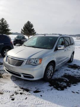 2011 Chrysler Town and Country for sale at Highway 16 Auto Sales in Ixonia WI