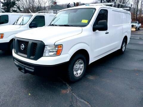 2017 Nissan NV Cargo for sale at 125 Auto Finance in Haverhill MA