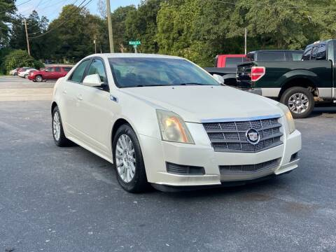 2011 Cadillac CTS for sale at Luxury Auto Innovations in Flowery Branch GA